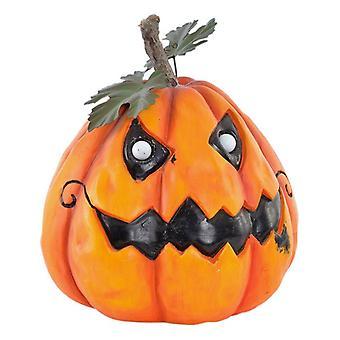 Halloween Decorations DKD Home Decor Fibreglass Pumpkin (25 x 26 x 28 cm)