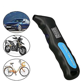 Digital Car Tire Tyre Air Pressure Gauge Meter