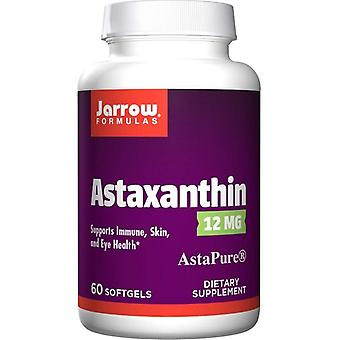 Jarrow Formulas Astaxanthin 12mg Softgels 60