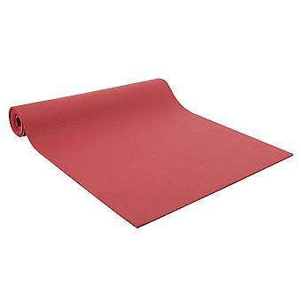 Estera de la Yoga fitness Mad Studio 4.5mm - rojo