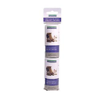 Rosewood Pet Lint Roller Refill (Pack of 2)