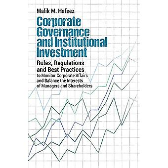 Corporate Governance and Institutional Investment - Rules - Regulation