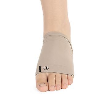 1 Paar platvoeten orthese plantaire fasciitis boog steun mouw kussen pad hiel sporen voetverzorging