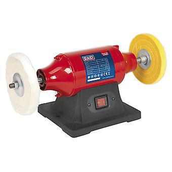Sealey Bb1502 Sitzbank Montage Puffer/Poliermaschine 150Mm 370W/230V