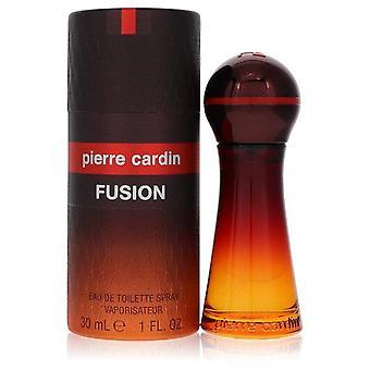 Pierre cardin fusion eau de toilette spray von pierre cardin 556933 30 ml