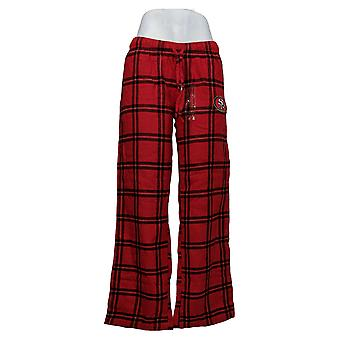 NFL Women's Women's Pajama Pants Flannel Red A370730