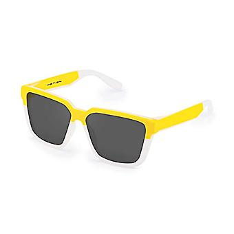 Hawkers Motion Sunglasses, Yellow Frozen White, One Size Unisex-Adult