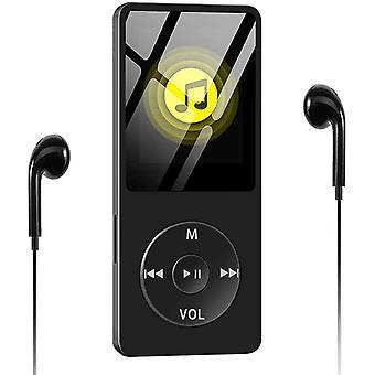 FengChun MP3 Player 8GB MP3/MP4 Player HiFi Sound Music Player Mini MP3 Player für Sport MP3 Player