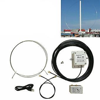حلقة نشط استقبال هوائي منخفض الضوضاء متوسطة الموجة القصيرة حلقة Sdr
