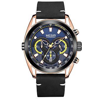 Men fashion sports quartz watch