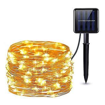 أضواء LED سلسلة مقاومة للماء أضواء الجنية غارلاند