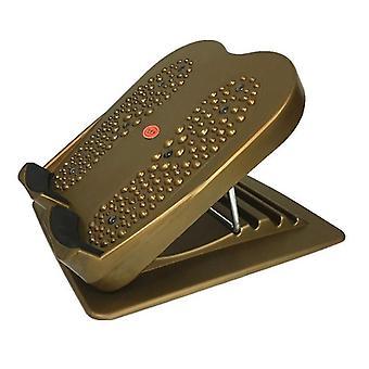 الذهبي قابل للتعديل الدائمة تمتد دواسة الصحة تدليك المنزل معدات اللياقة البدنية في الأماكن المغلقة x3305