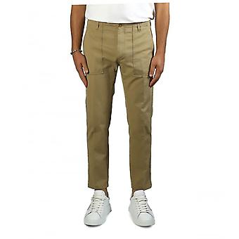 Department 5 Prince Fatique Camel Chino Trousers