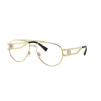 فيرساتشي VE1269 1002 نظارات ذهبية