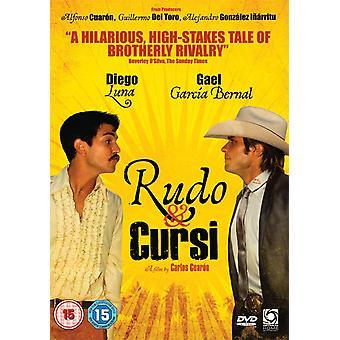 Rudo & Cursi DVD