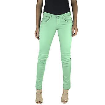 Met mujeres pantalones X-Arcángel verde