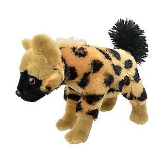 Todo sobre la hiena de la naturaleza 25cm Felpa