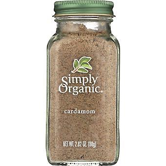 Simply Organic Ssnng Cardamom Bttl, Case of 6 X 2.82 Oz