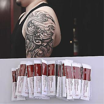 100 ks Tetování Rekuperace Krém Vitamín A / d Mast Top Tattoo Oprava Krém