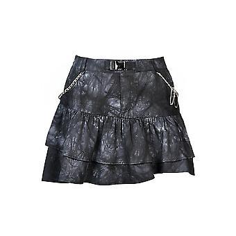 Dark In Love Vivienne Tie Dye Skirt
