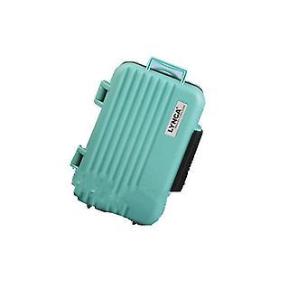 KH 6 24 ranuras tarjeta de memoria impermeable portátil TF tarjeta de almacenamiento caja de la cubierta de la cubierta de la caja