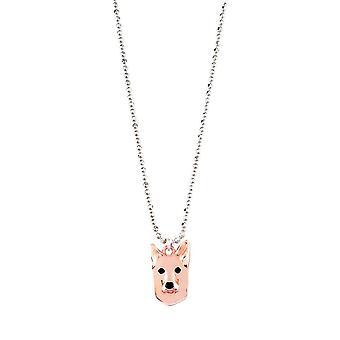 Jack & co pets - american pitbull necklace jcn1006