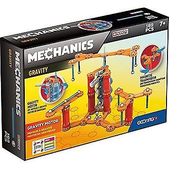 Geomag Mechanics 169 Gravity Motor Systeem