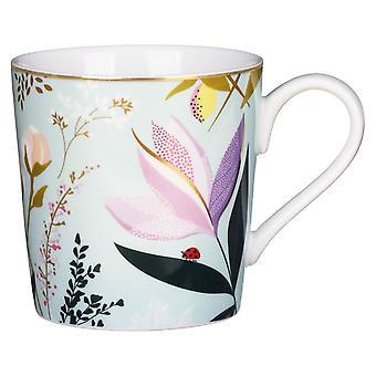 Sara Miller Orchard Mug, Duck Egg
