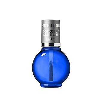 Garden of colour - Nail oil - Coconut sea blue 11.5ml