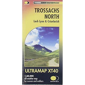 Trossachs North: Loch Lyon & Crianlarich (Ultramap)