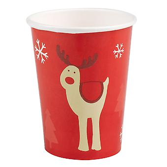 Rocking Rudolf - Cups