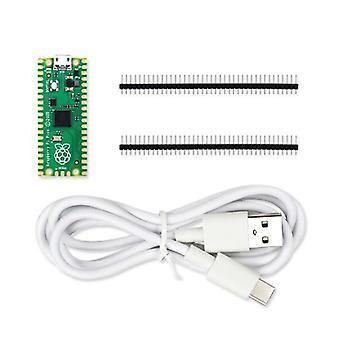 Para raspberry pi pico una placa de desarrollo de microcontroladores de bajo costo y alto rendimiento con flexibilidad