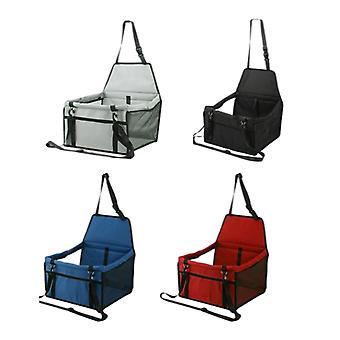 Car Seat Carrier Cat Dog Pet Puppy Travel Cage Booster Belt Bag