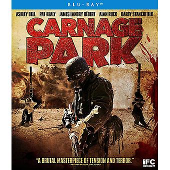Carnage Park [Blu-Ray] USA import