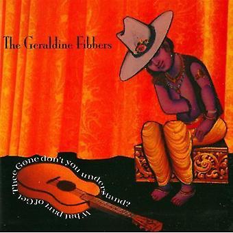 Geraldine Fibbers - Get Thee Gone [Vinyl] USA import