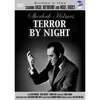 Sherlock Holmes - la terreur de la nuit [DVD] USA import