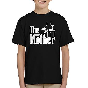 The Godfather The Mother Kid's T-Shirt