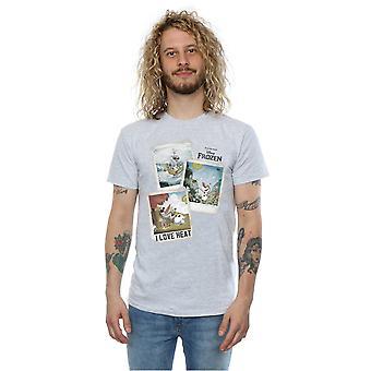 דיסני מ' s הקפואים והחולצות של אולף.