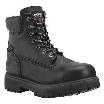 Timberland Pro Mens Direct Attach Lace Up Safety Leather Boots