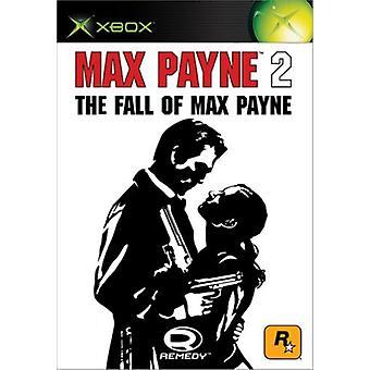 Max Payne 2 The Fall of Max Payne (Xbox) - Nouveau