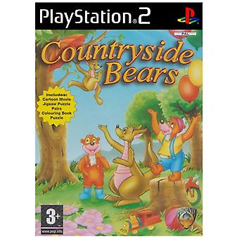 Countryside Bears (PS2) - New Factory Sealed