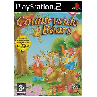 Countryside Bears (PS2) - Ny fabrik förseglad
