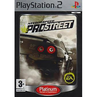 Need For Speed Prostreet Platinum (PS2) - Wie neu
