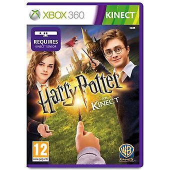 Harry Potter-Kinect vereist (Xbox 360)-in de fabriek verzegeld