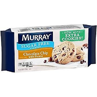 Murray Sugar Free Chocolate Chip with Pecans Extra Cookies
