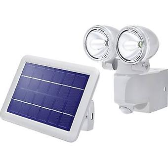 Esotec Power Light 102418 Solar spotlight (+ detector de movimento) Cinza branco frio