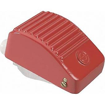 Schlegel KEF RD Fußschalter 250 V AC 10 A 1-Pedal 1 Maker, 1 Schalter IP65 1 PC