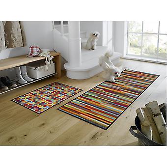 Mikado bandes lavables tapis lavage + sec