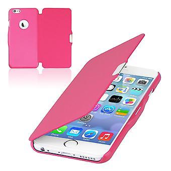 Flip Cover Schutzhülle Case Handyhülle Bookstyle für Apple iPhone 7 Pink