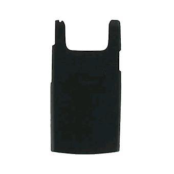سامسونج OEM العوامة I607 الموسعة الباب الغطاء الخلفي-أسود